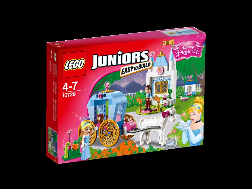 LEGO Juniors 10729 Cinderellas Carriage Set