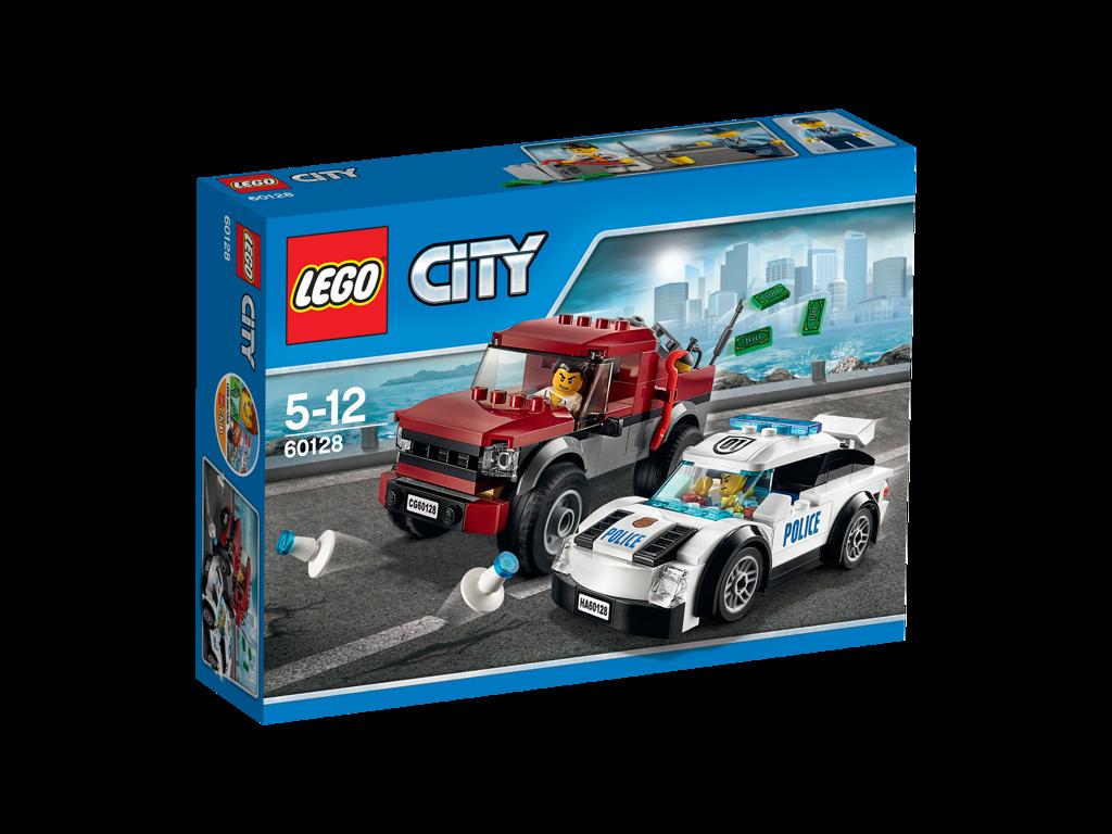 LEGO City Policejní honička