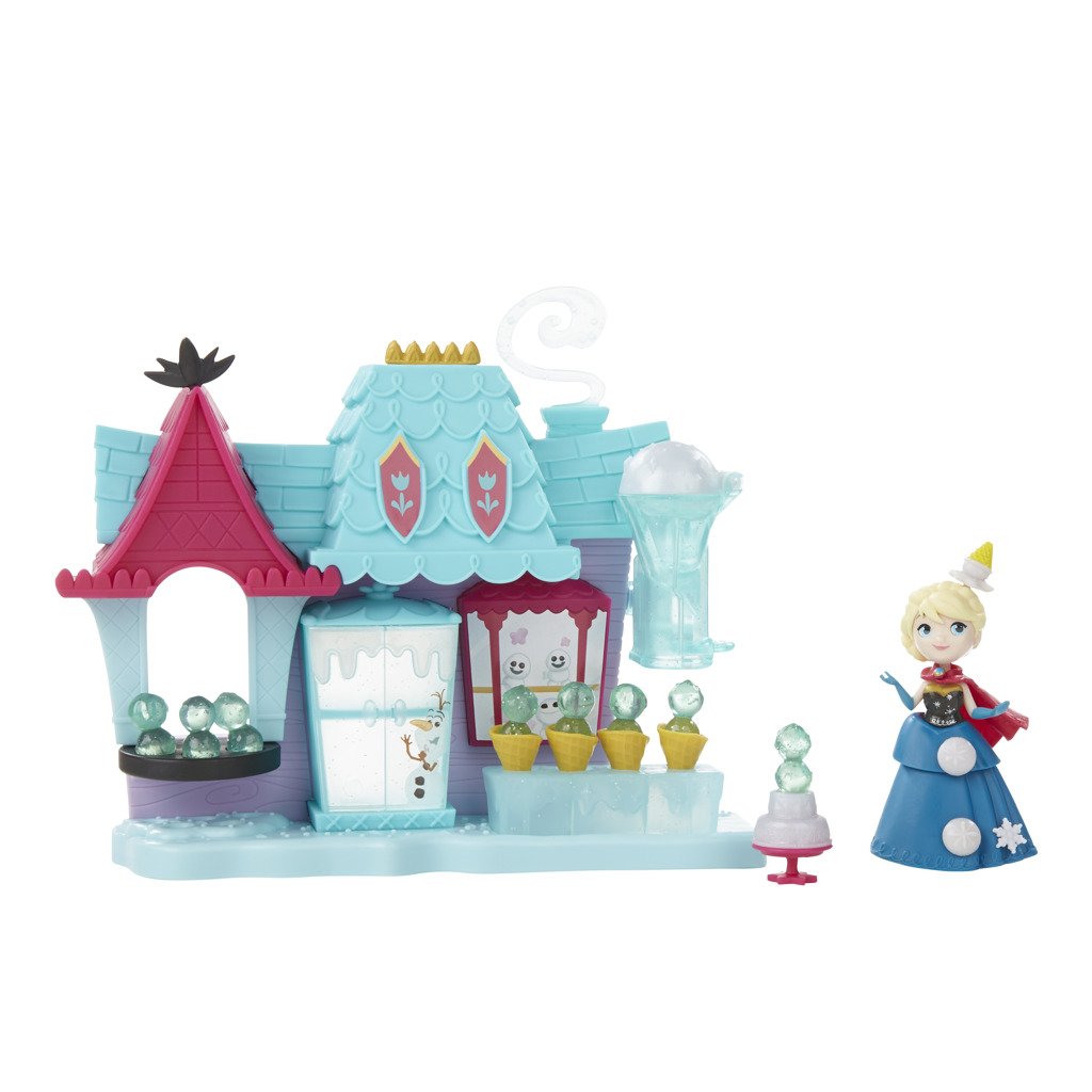 Frozen hrací sada pro malé panenky