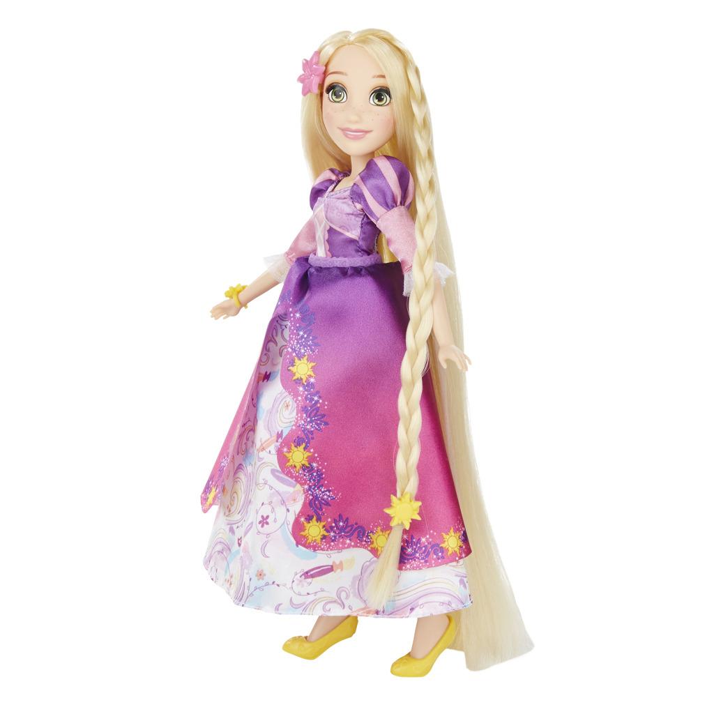 Disney Princess panenka s náhradními šaty