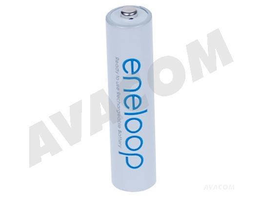 Nabíjecí baterie AAA Sanyo Eneloop 700mAh Ni-MH 1ks Bulk
