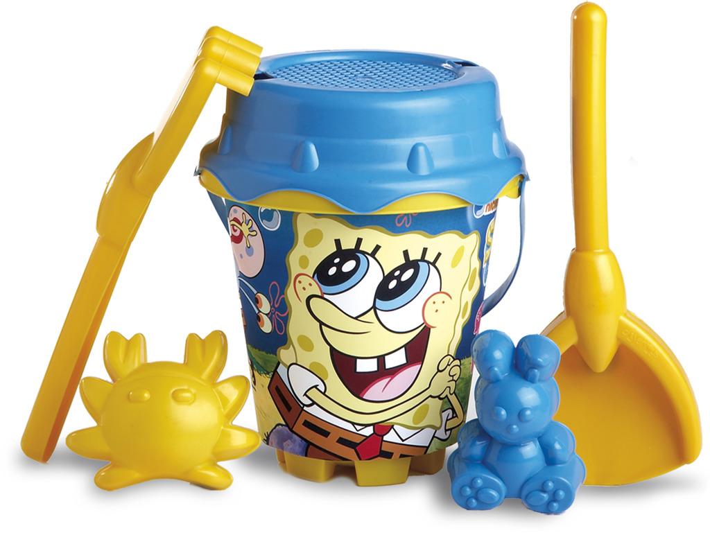 Pískový set Sponge Bob