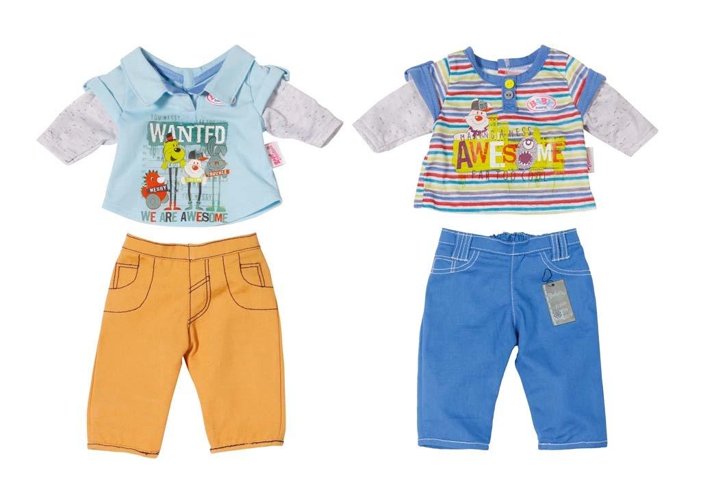 Baby born® Oblečení na chlapečka