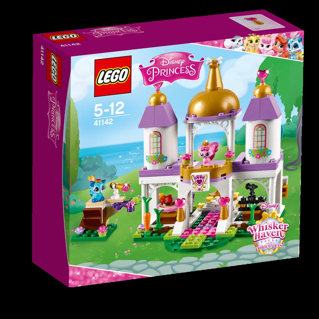 LEGO Disney Mazlíčci z paláce - královský hrad