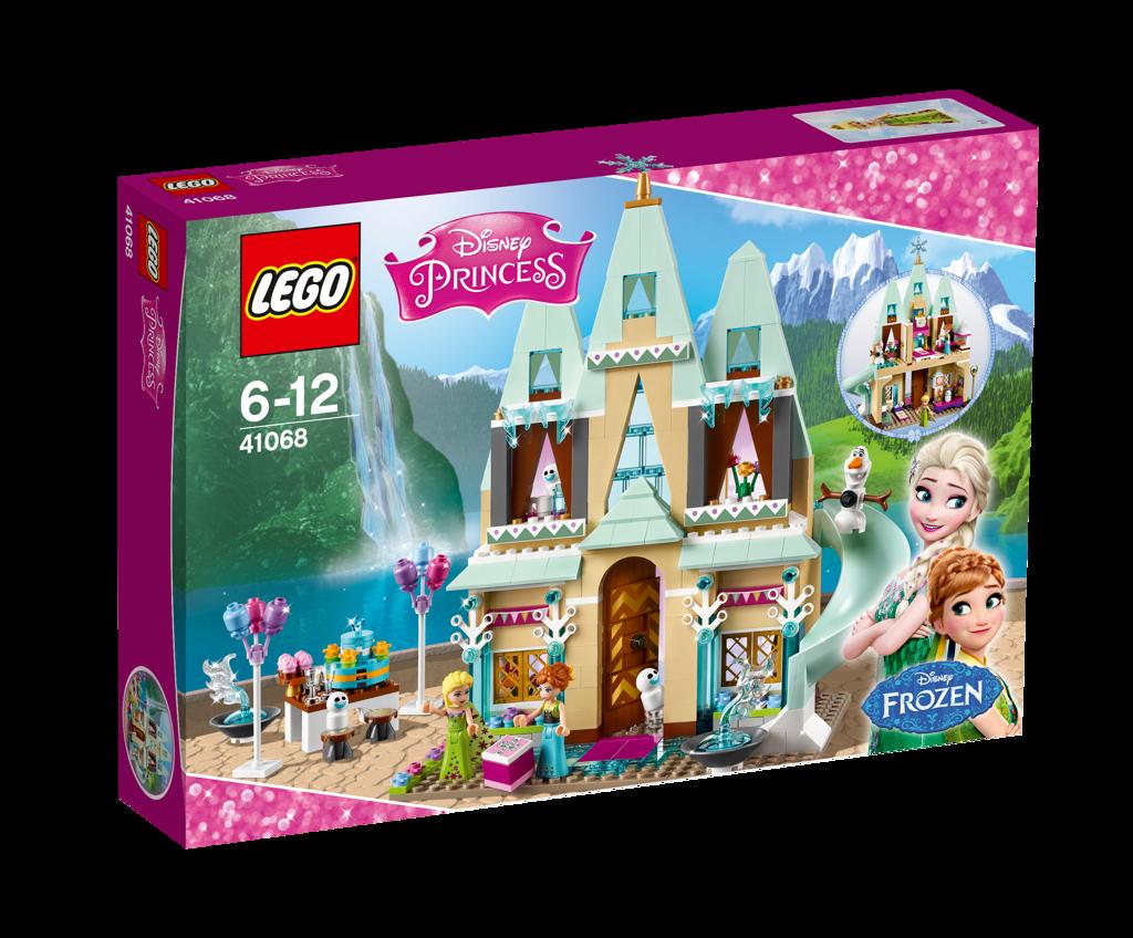 LEGO Disney Oslava na hradě Arendelle