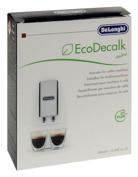 DeLonghi EcoDecalk Mini 2x 100 ml odvápňovač