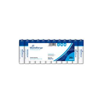 MEDIARANGE Premium baterie micro AAA 1,5V Alkalické 24pck/BAL