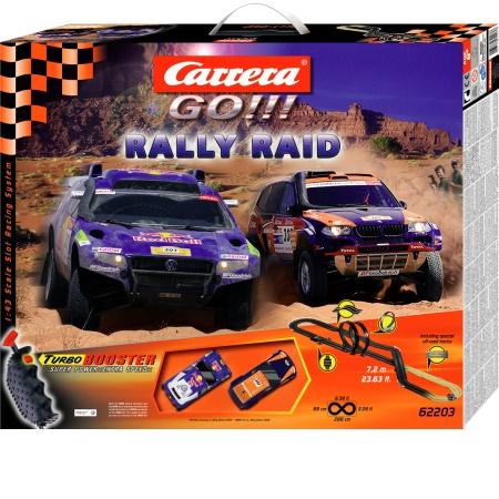Autodráha Carrera Rally Raid