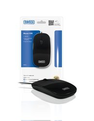 SWEEX Optická myš USB 1000 DPI Black