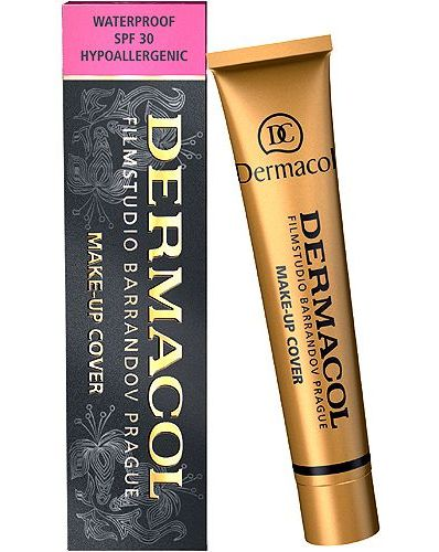 Make-up Dermacol Make-Up Cover 30g 208