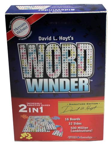 Word slovní labyrint