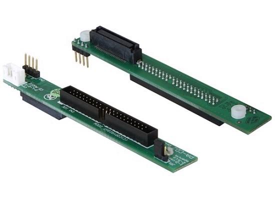 Adaptér IDE Slim CD ROM na IDE 44pin(redukce kabeláže)