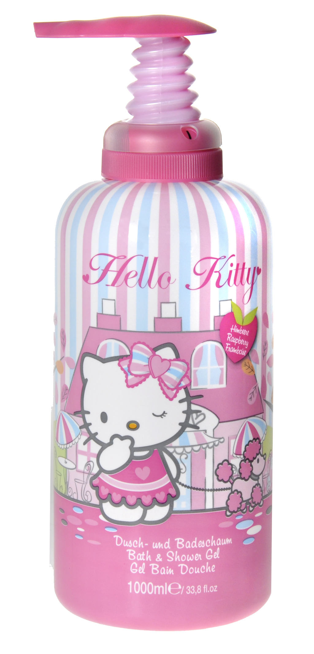 Hello Kitty pěna do koupele 1L