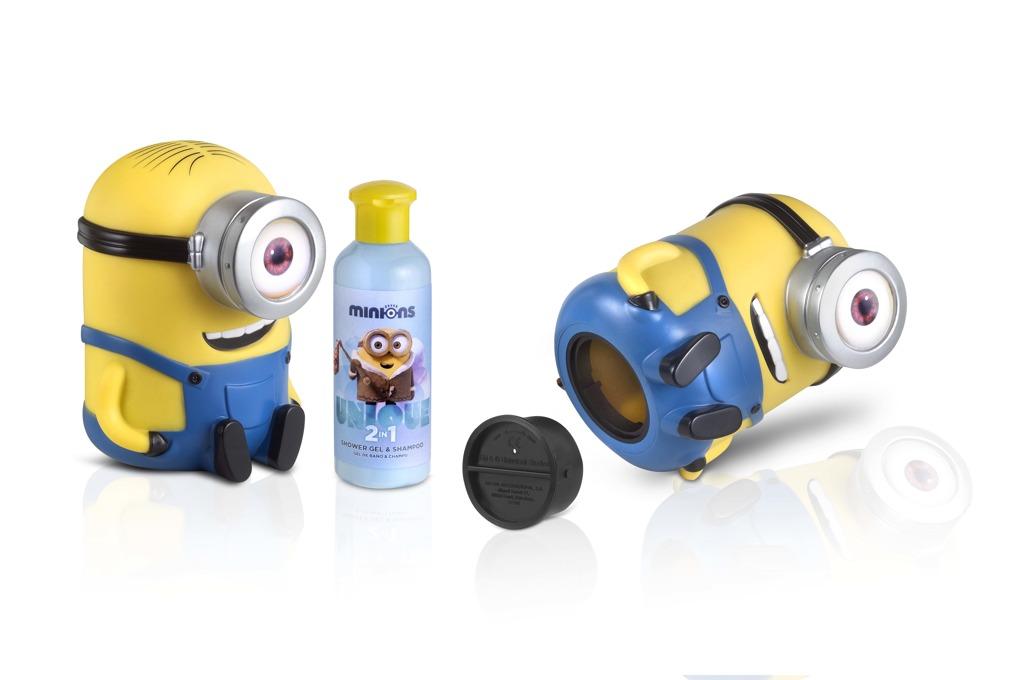 3D Mimoni šampón & sprchový gel 200 ml