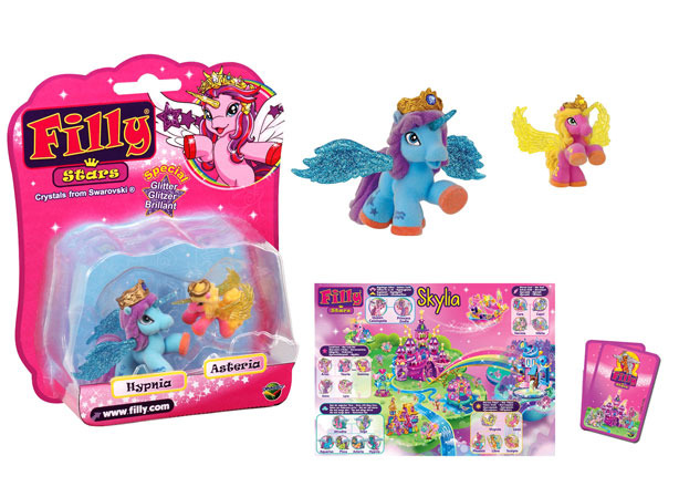 Filly Stars Family Set (1+1)