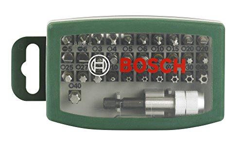 Sada bitů Bosch 32-dílná