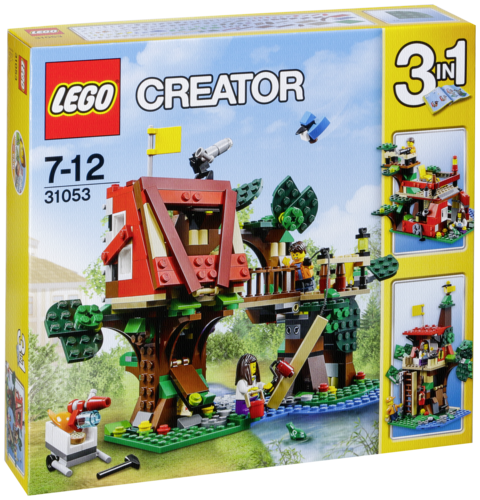 LEGO Creator 31053 Treehouse Adventures