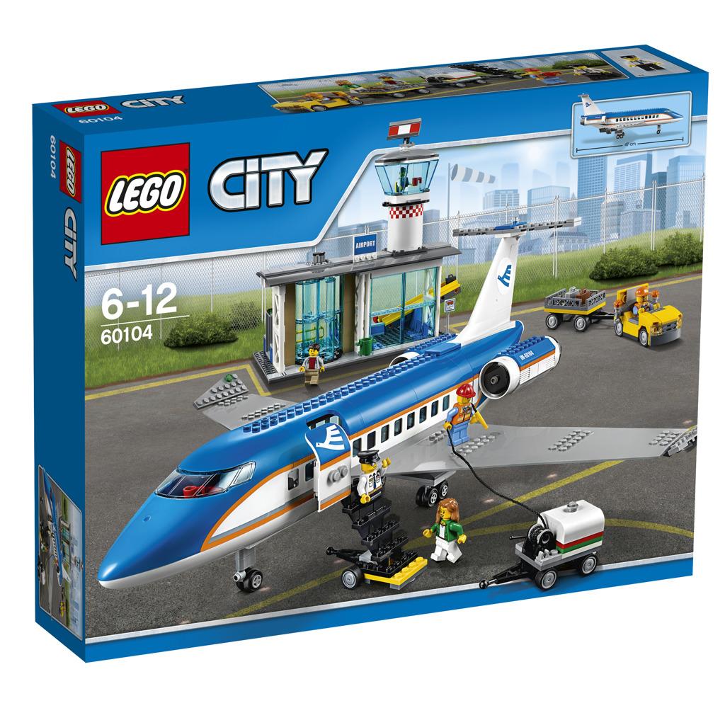 LEGO City 60104 Aiport Passenger Terminal