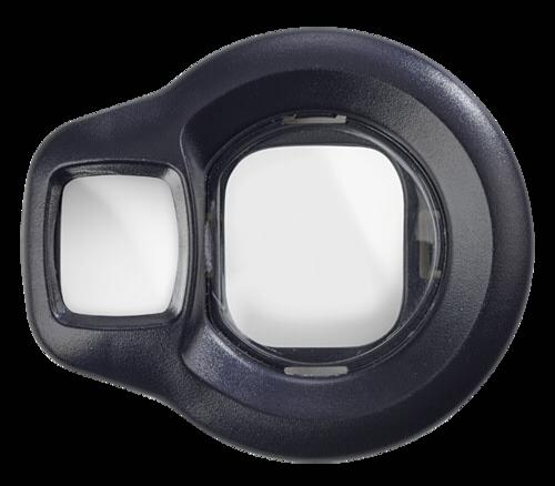 Fujifilm Instax Mini 8 selfie lens - black