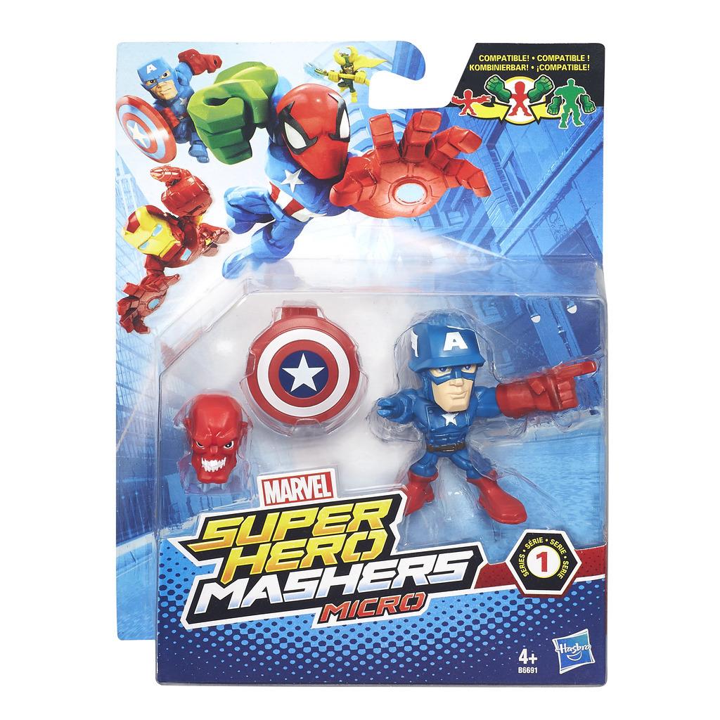 Avengers - Micro Hero Mashers