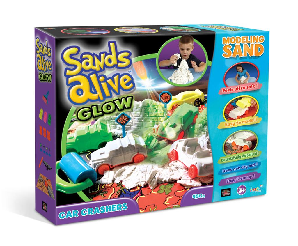 Sands Alive! - set Bouračka
