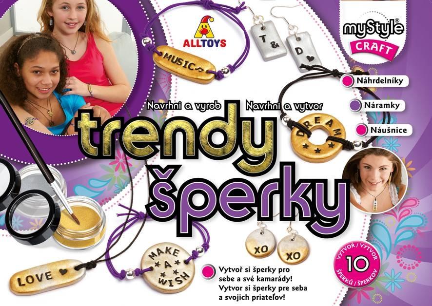 Trendy šperky