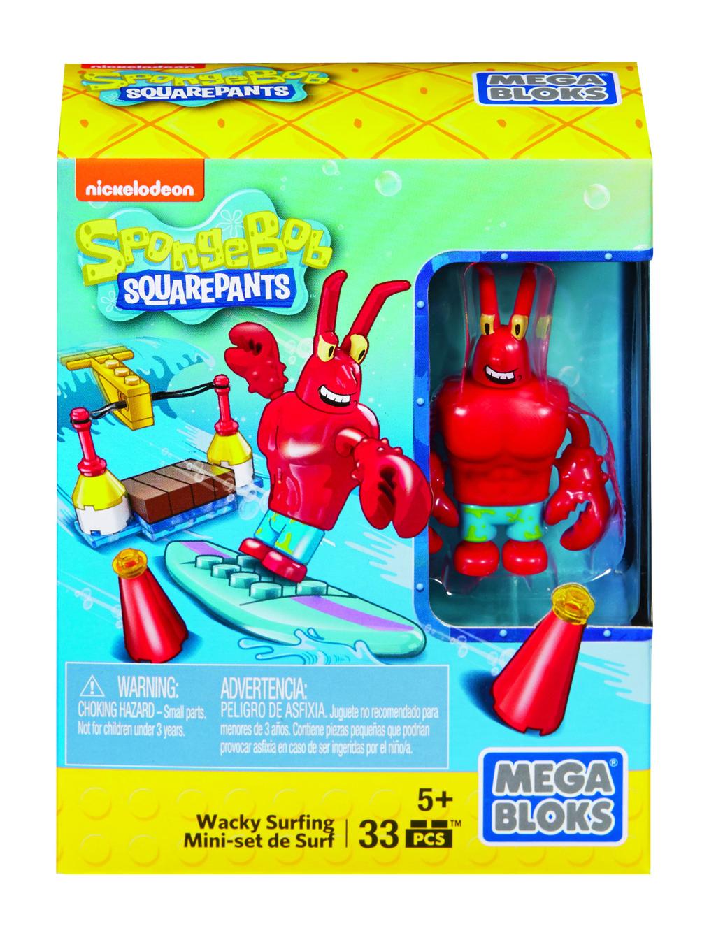 Mega Bloks Sponge Bob základní set