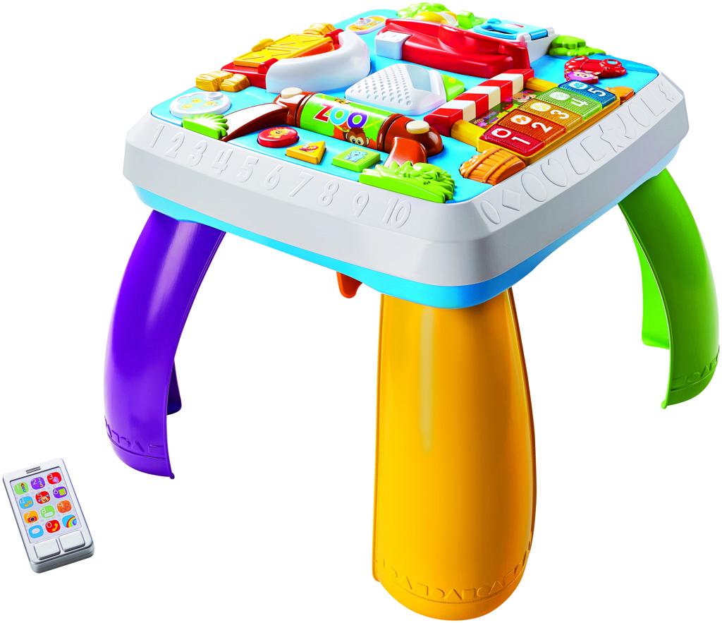 Fisher Price pejskův stoleček smart stages