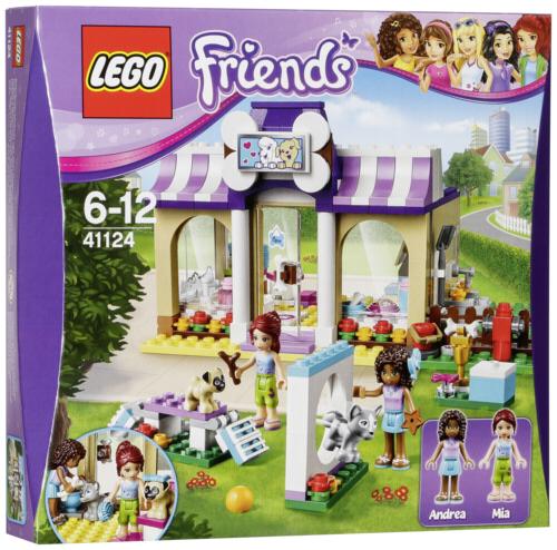 LEGO Friends 41124 Heartlake Puppy Day Care