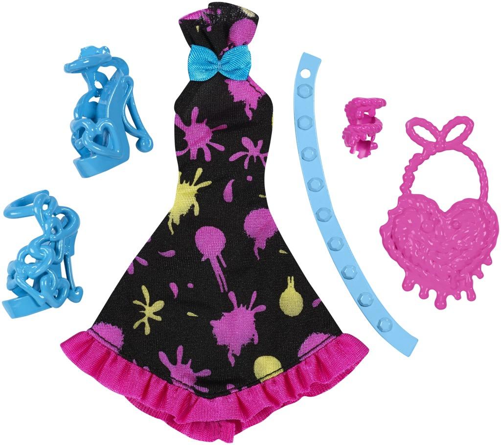 Monster High módní kolekce