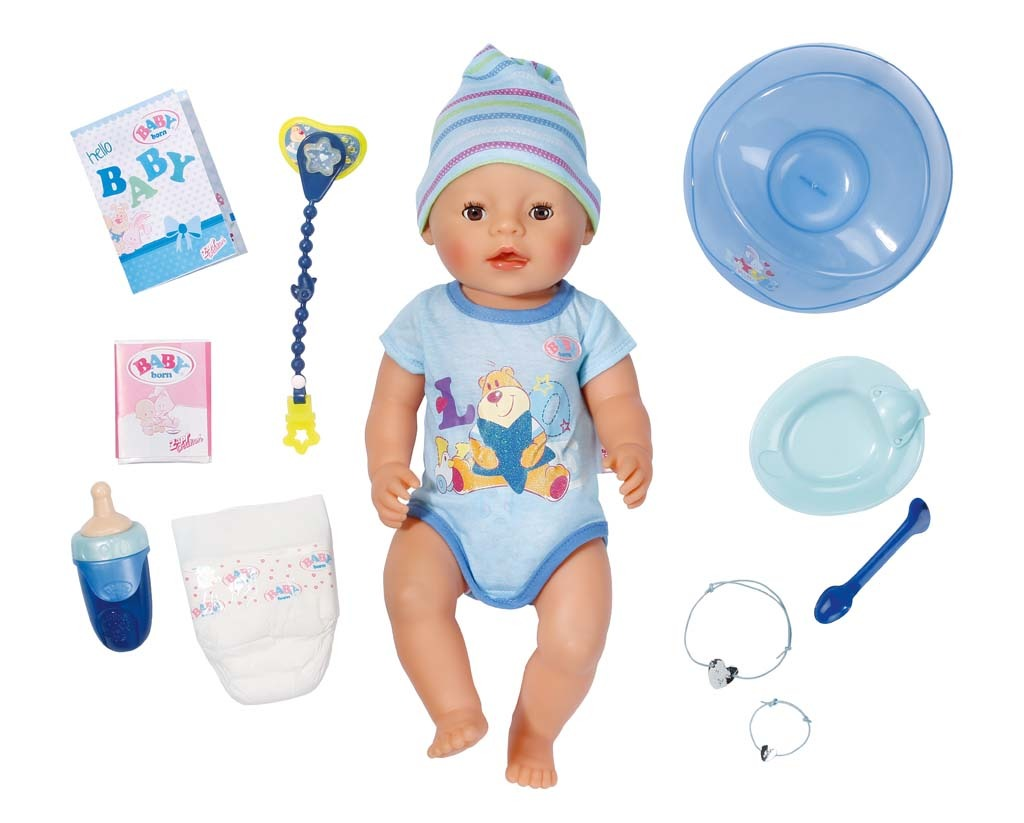 Interaktivní BABY born®, chlapec