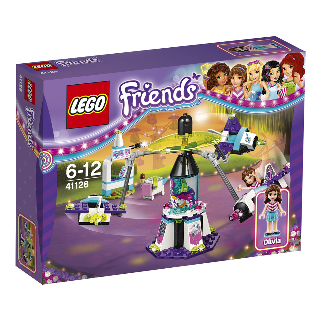 LEGO Friends Vesmírná atrakce v zábavním parku