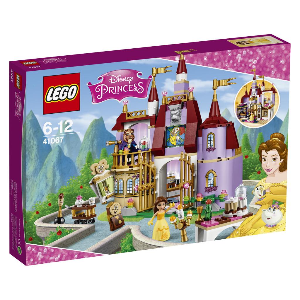 LEGO Disney Princezny Bella a kouzelný hrad