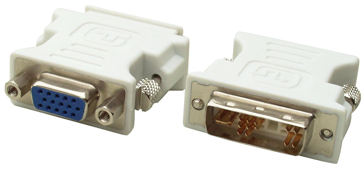 Redukce DVI-VGA (DVI-A 24-pin VGA 15-pin)