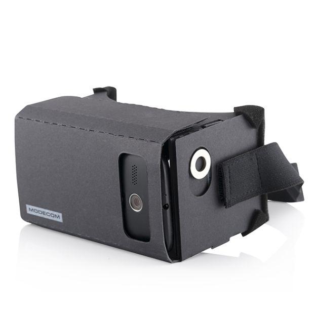 Modecom FreeHANDS MC-G3DC-01 3D brýle pro smartphony