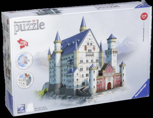 Ravensburger 3D Puzzle Neuschwanstein Castle