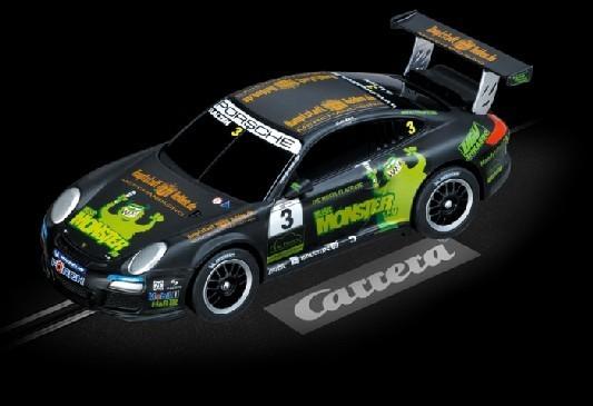 Auto Carrera GO 61216 Porsche GT3 Cup Monster Alzen