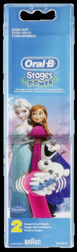 Oral-B Vitality KIDS Frozen 2 ks náhradní kartáčky
