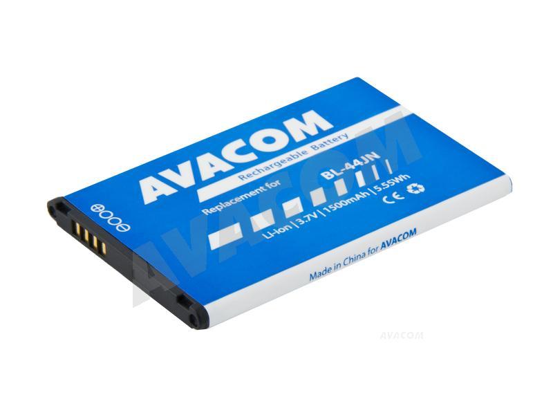 Náhradní baterie AVACOM Baterie do mobilu LG Optimus Black P970 Li-Ion 3,7V 1500mAh (náhrada za BL-44JN)
