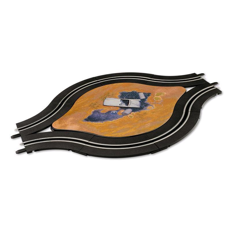 Půlkruhový objezd Carrera GO 61648