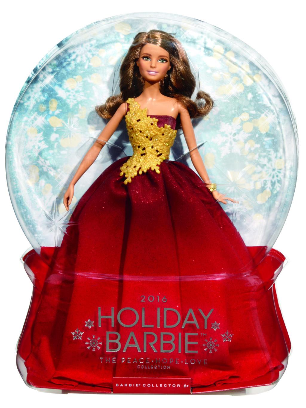 Barbie haute couture z Paříže