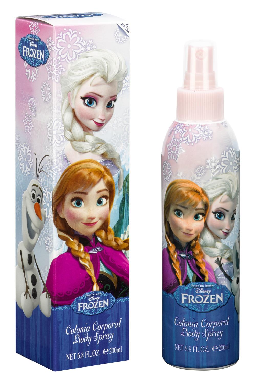 Body spray Frozen 200ml