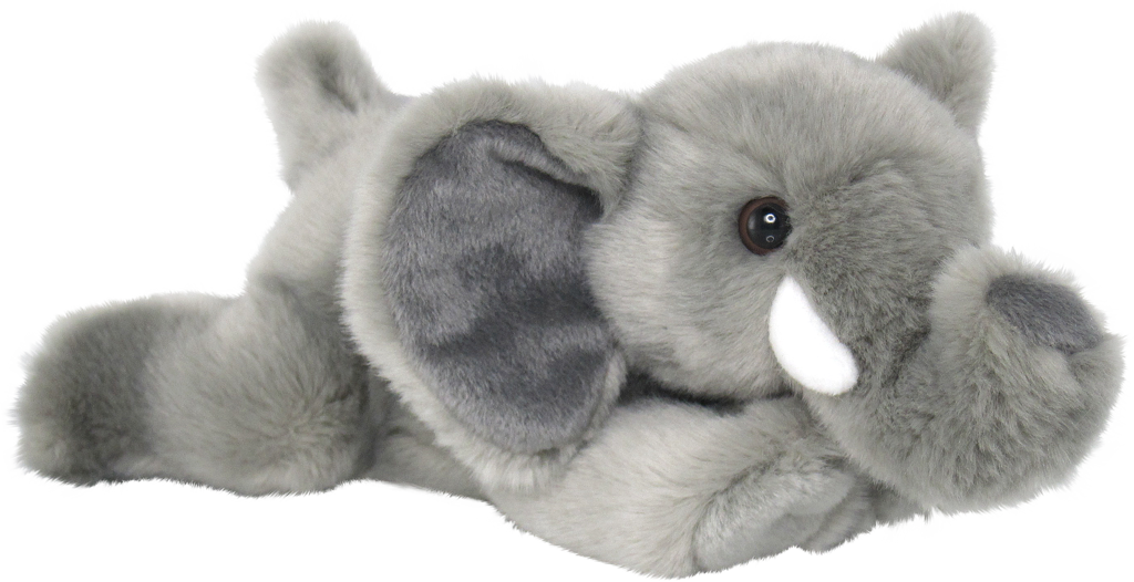 Slon plyšový 25 cm
