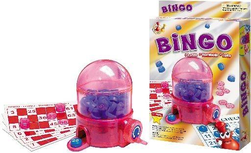 Cestoní hra Bingo