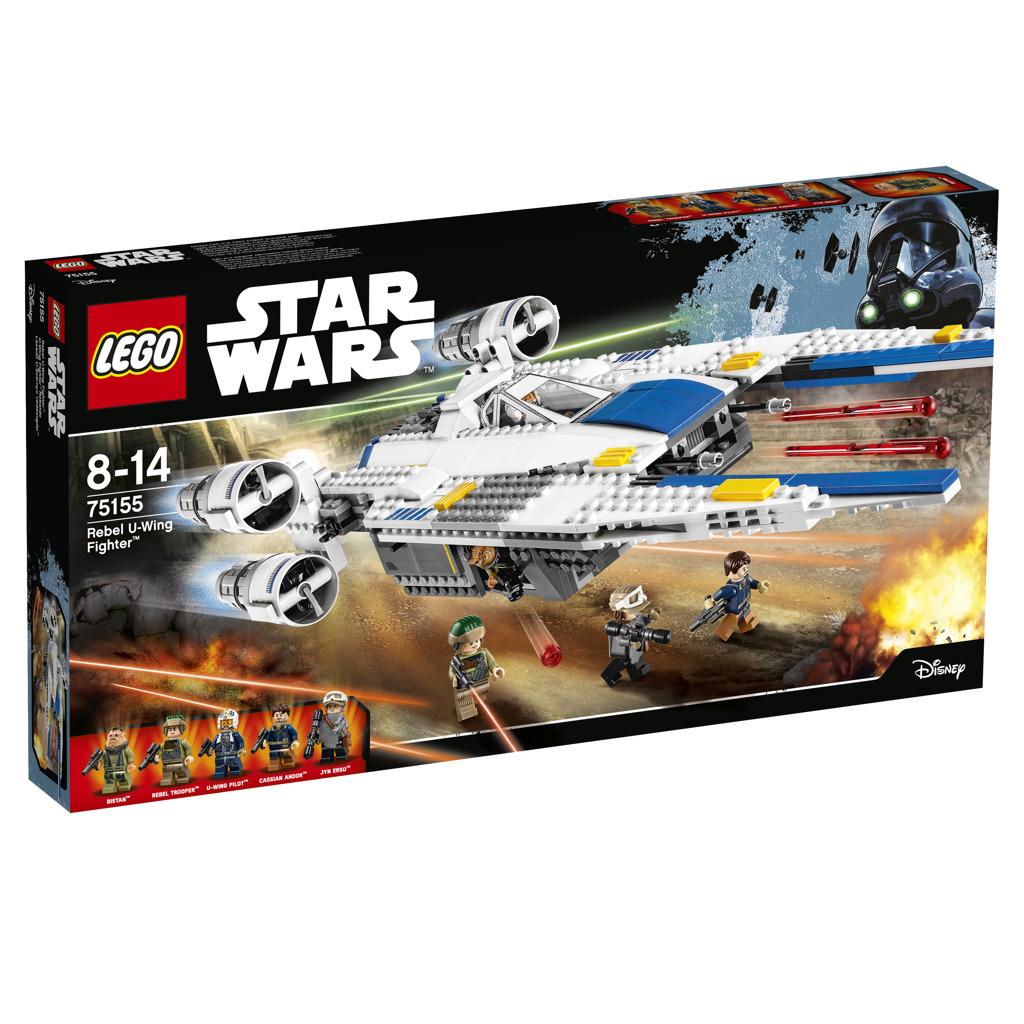 Lego Star Wars Stíhačka U-wing Povstalců