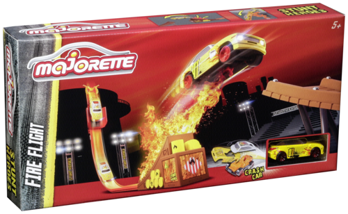 Majorette Stunt Heroes Fire Flight