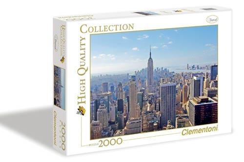 Puzzle 2000 dílků New York