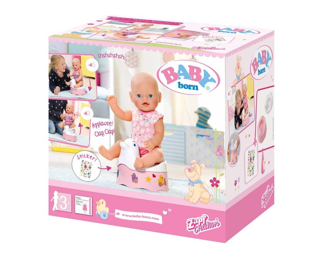 BABY born® Nočník se zvuky