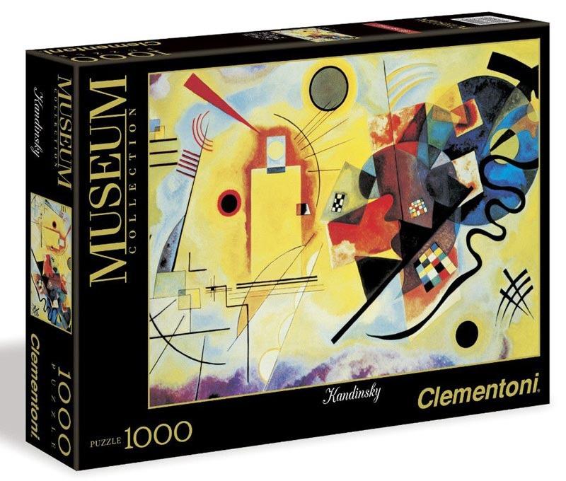 Puzzle Museum 1000 dílků Kandinsky