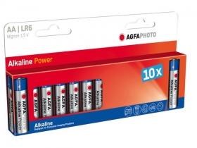 Baterie AgfaPhoto AA LR6 1,5V 10ks